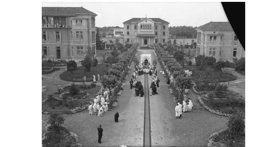 Momenti di storia dell'assistenza sanitaria ferrarese dal XII al XXI secolo